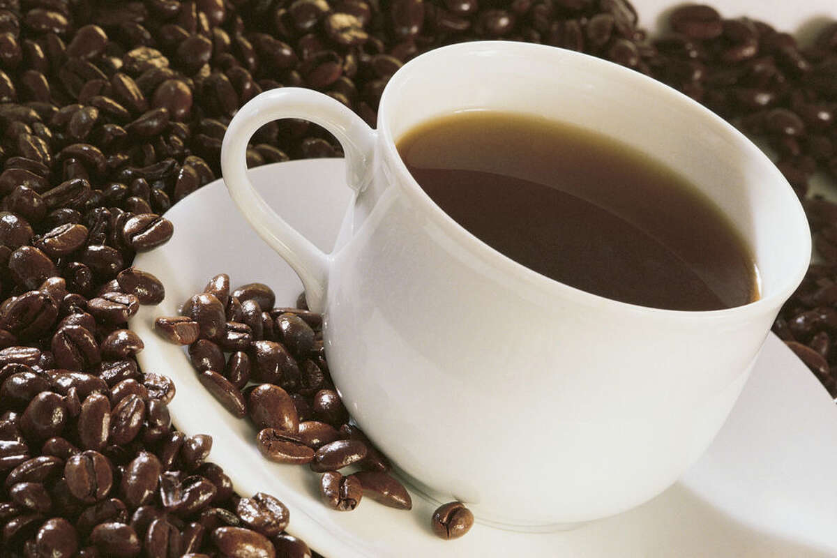 The caffeine in coffee can provide a boost of energy.