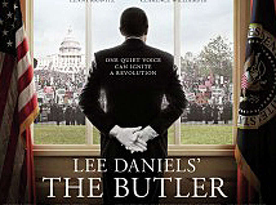 """The Butler,"" starring Forest Whitaker and Oprah Winfrey, is playing in area movie theaters. Photo: Contributed Photo / Westport News contributed"