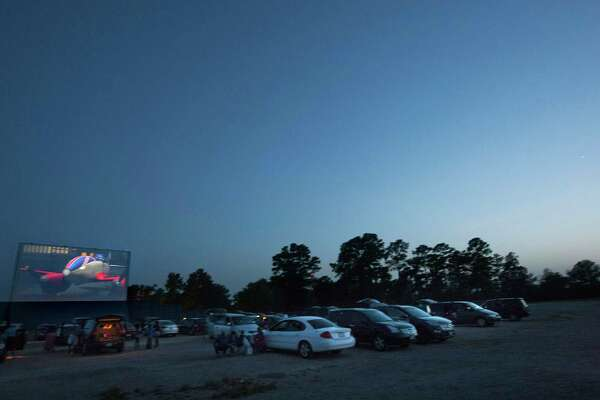 A Night At The Drive In Picture Show Houstonchronicle Com