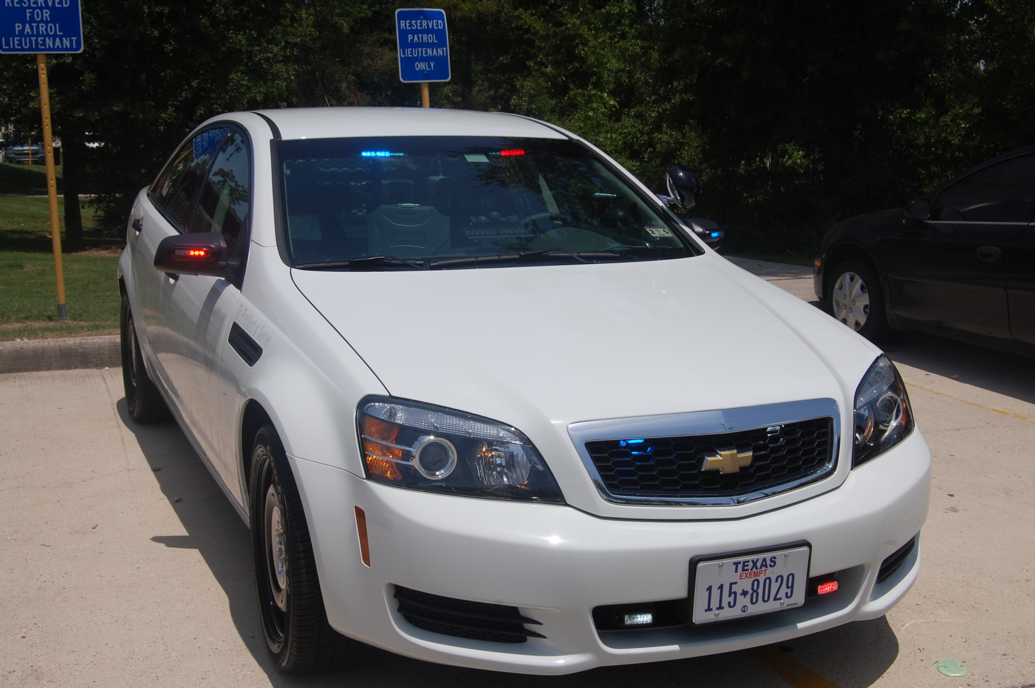First ghost patrol cars released on Harris County tollway