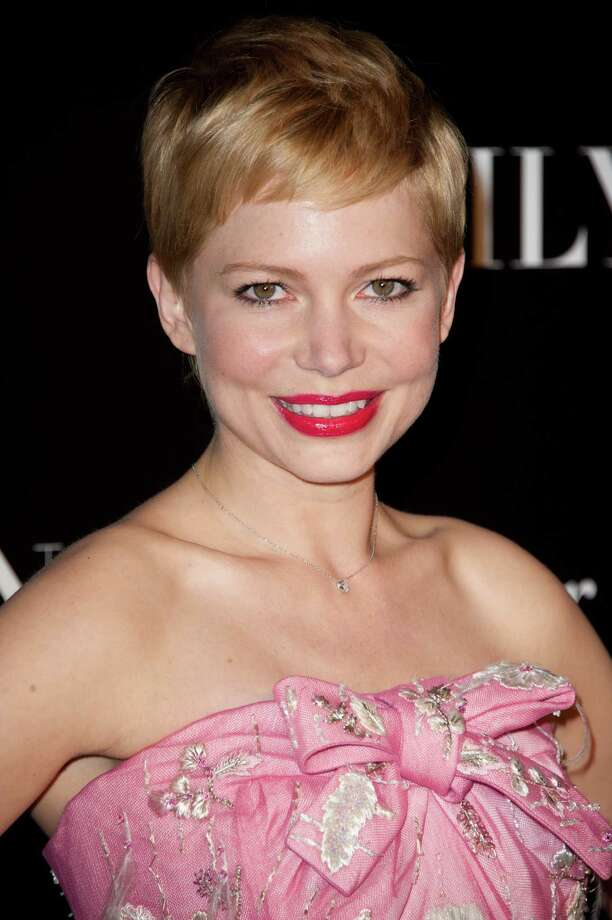 "Michelle Williams was nominated for an Oscar for her portrayal of Marilyn Monroe in 2011's ""My Week with Marilyn"". Photo: Francois Durand, Getty Images / 2012 Getty Images"