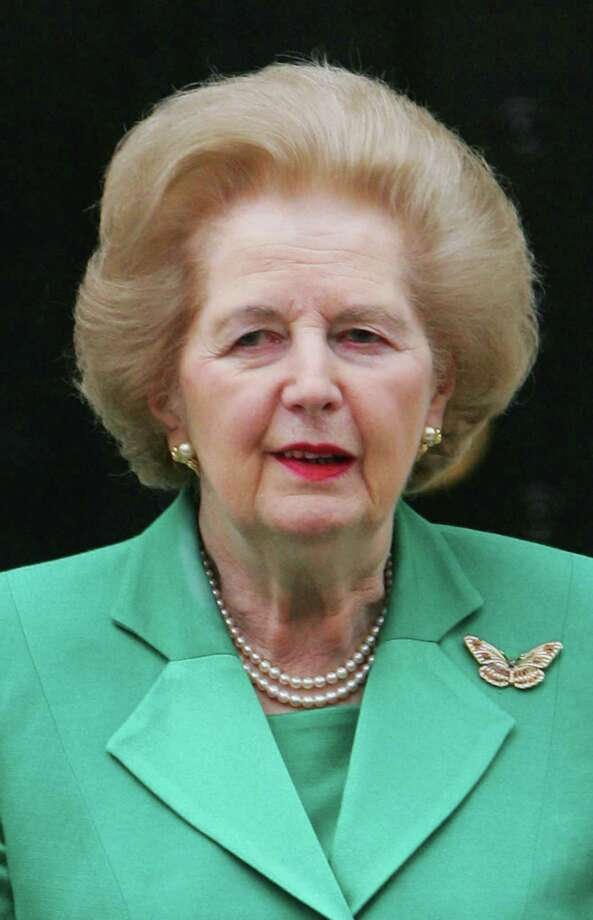 Former British Prime Minister, Margaret Thatcher Photo: Scott Barbour / Getty Images Europe