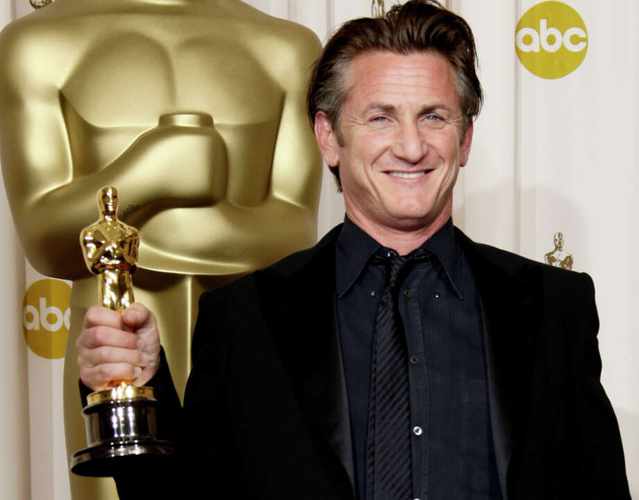 "Sean Penn won an Oscar for his portrayal of Harvey Milk in ""Milk."" Photo: Matt Sayles, AP / AP"