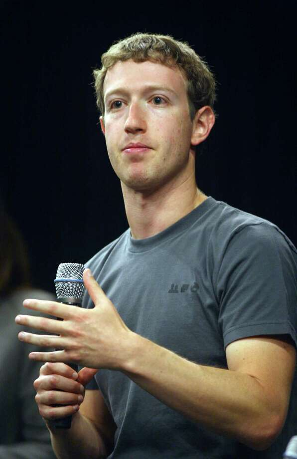 Facebook CEO and billionaire Mark Zuckerberg Photo: KIMIHIRO HOSHINO, AFP/Getty Images / AFP ImageForum