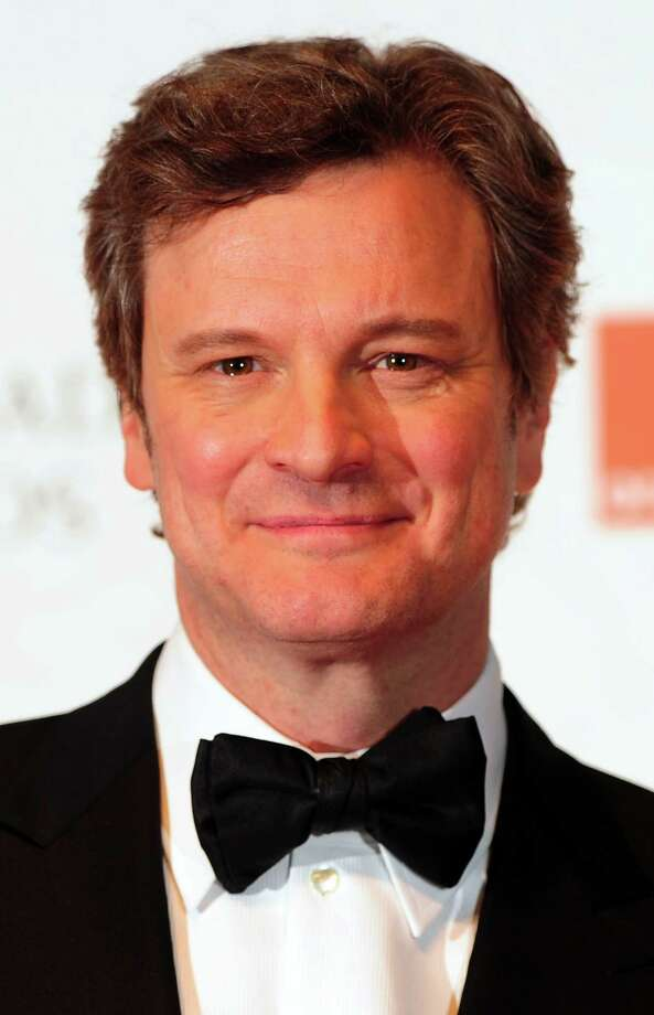 """British actor Colin Firth played King George VI in 2010 for the Oscar-nominated movie """"The King's Speech"""". Photo: Leon Neal, AFP/Getty Images / AFP"""