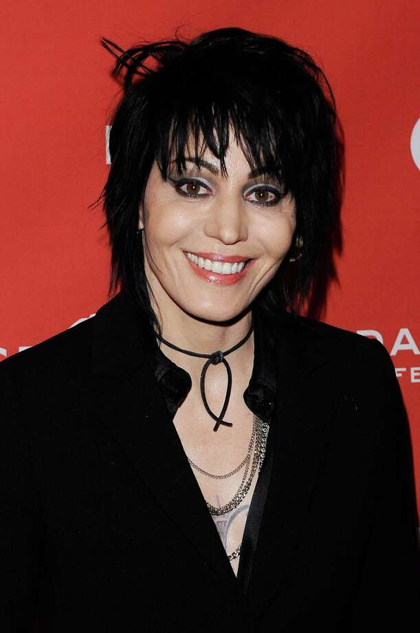 Musician Joan Jett Photo: Jemal Countess, Getty Images / Getty Images North America
