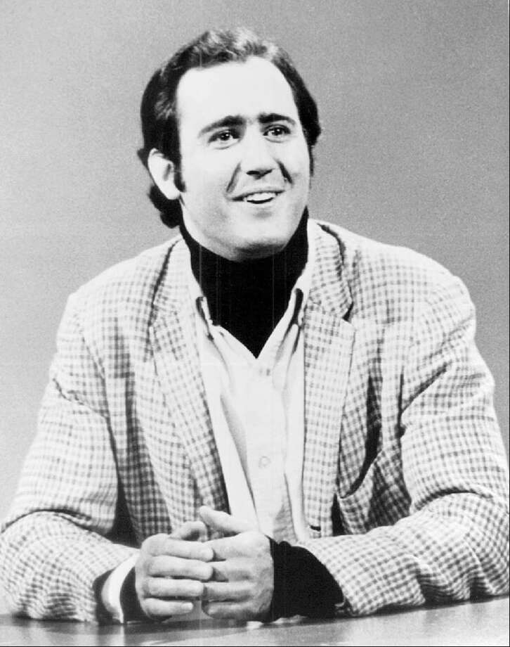 Andy Kaufman Photo: PAUL DRINKWATER, NBC / NBC
