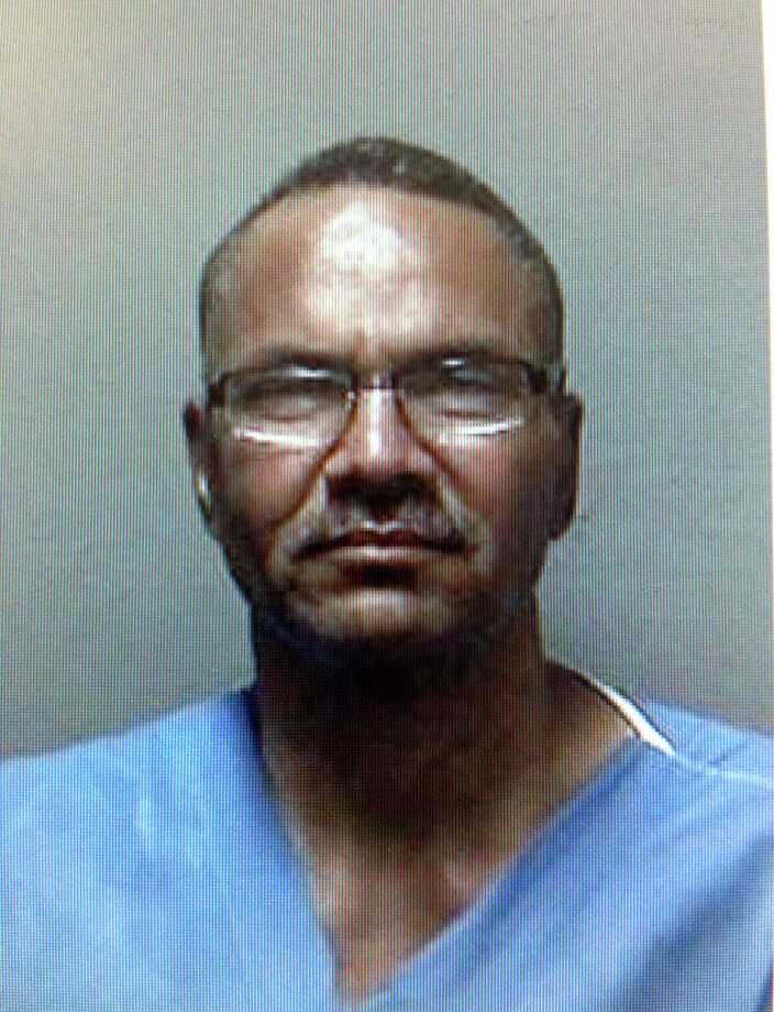 This image provided by the Oakland Police Department shows an undated booking photo of Randy Alana, 56. Photo: Associated Press / Oakland Police Department