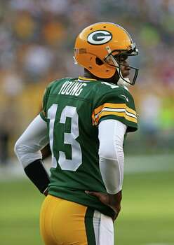 2013Young joined the Green Bay Packers in the preseason, but was released after the fourth game.He is currently a free agent. Photo: Jonathan Daniel, Getty Images / 2013 Getty Images