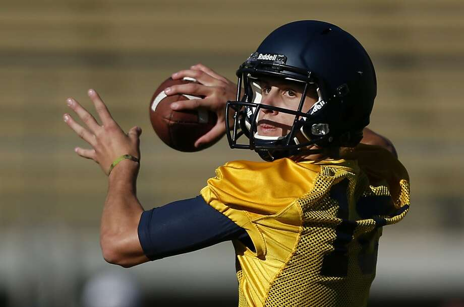 "Jared Goff, who graduated early from Marin Catholic, says he is ""very honored."" Photo: Beck Diefenbach, Special To The Chronicle"