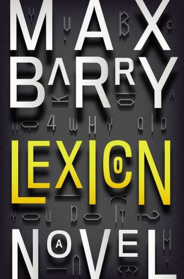 """Lexicon"" by Max Barry Photo: Xx"