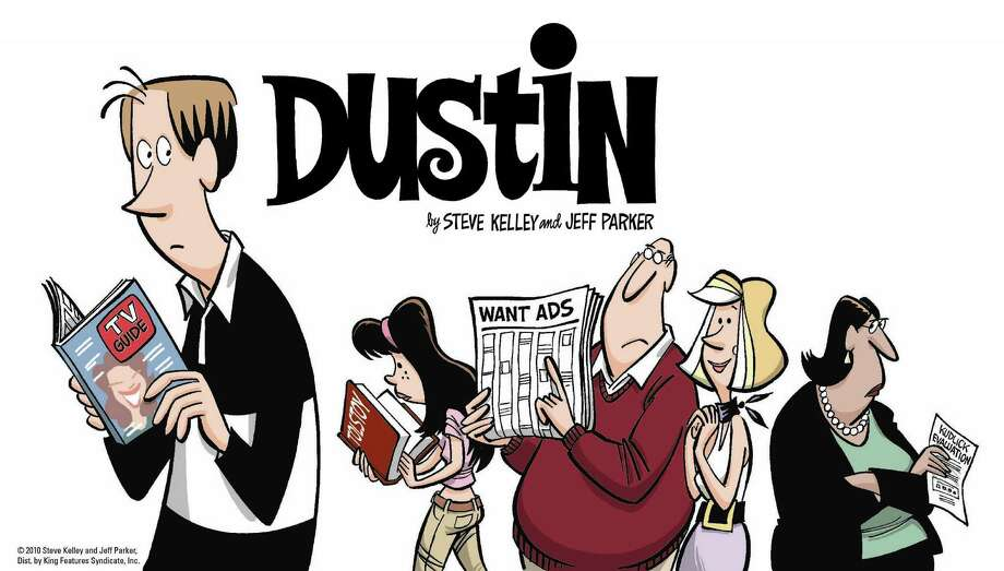 "The cast of ""Dustin"": Dustin, Megan,  Ed and Helen Kudlick"