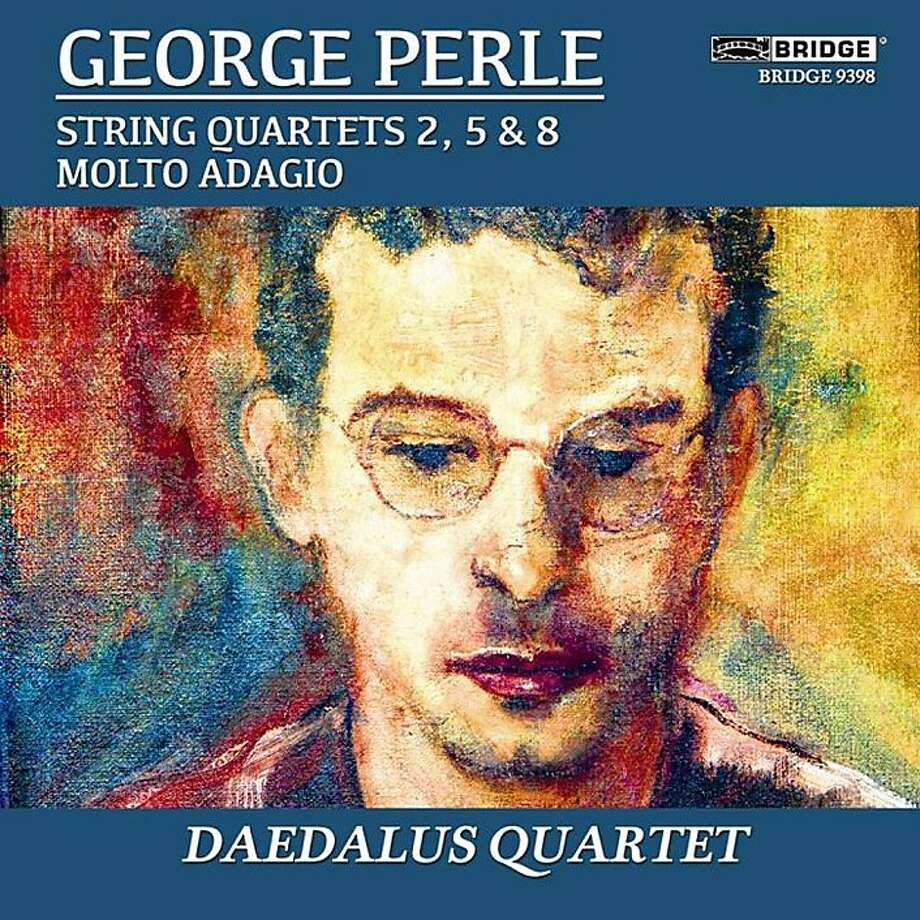 CD cover: George Perle Photo: Bridge