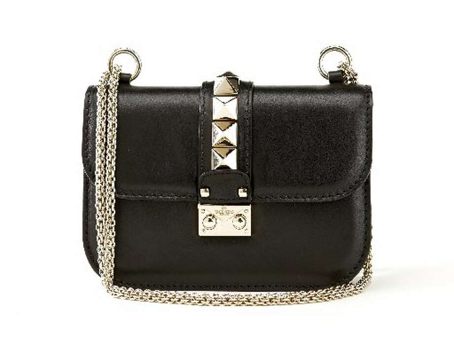 Valentino cross-body bag, $1,995, Saks Fifth Avenue. Photo: Russell Yip, The Chronicle