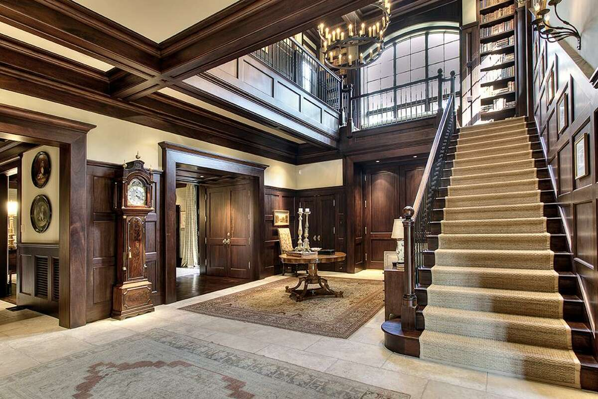 This River Oaks mansion purchased by attorney Tony Buzbee set a sales record, according to the Houston Association of Realtors.