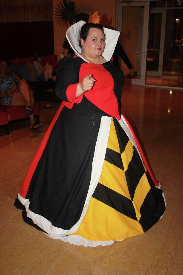 San Japan: Sinister 6 at the Convention Center on Friday, Aug. 16, 2013. Photo: Libby Castillo, MySA.com