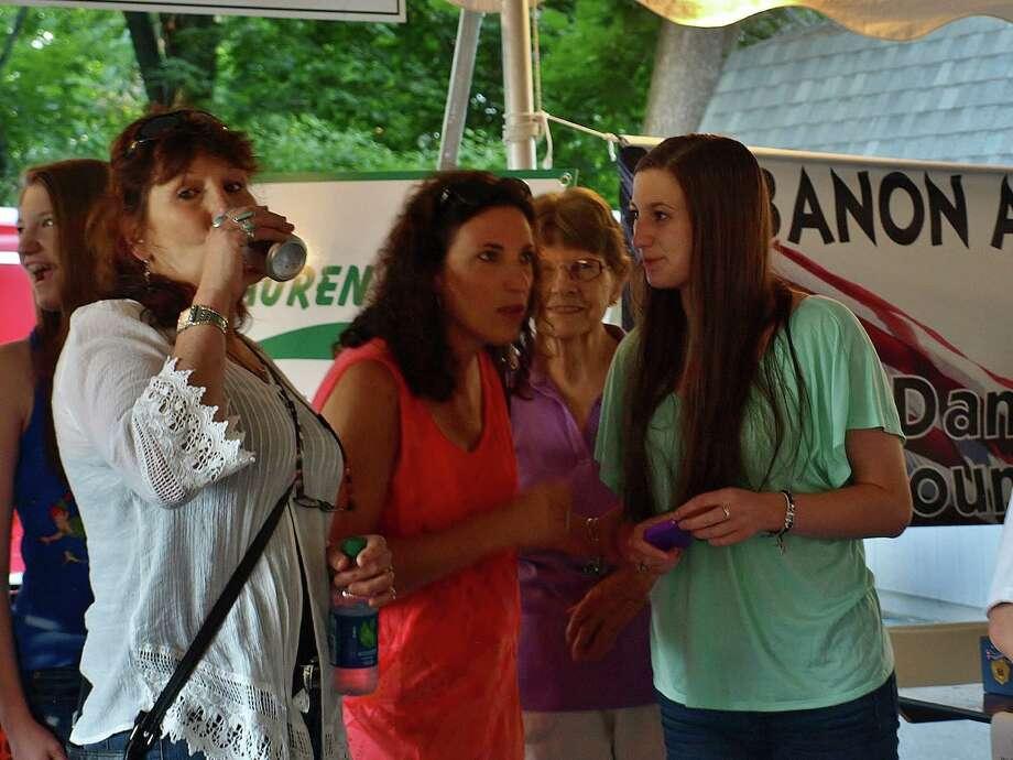 Were you SEEN at the Danbury Lebanese Festival on August 16th? Photo: Nuria Ryan