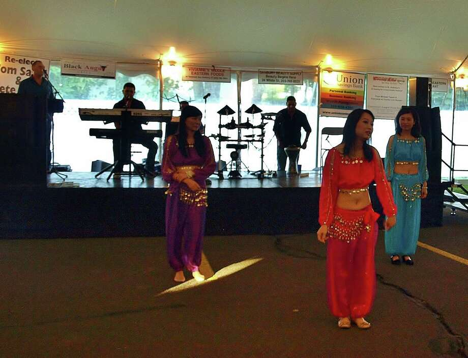 Were you SEEN at the Danbury Lebanese Festival on August 16th? Photo: Nuria Ryan