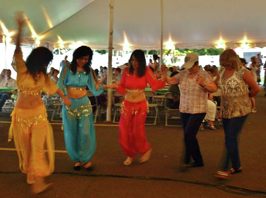 "St. Anthony's annual Lebanese Heritage Festival, ""Mahrajan,"" comes back to Danbury this Friday and Saturday. Find out more.  Photo: Nuria Ryan"