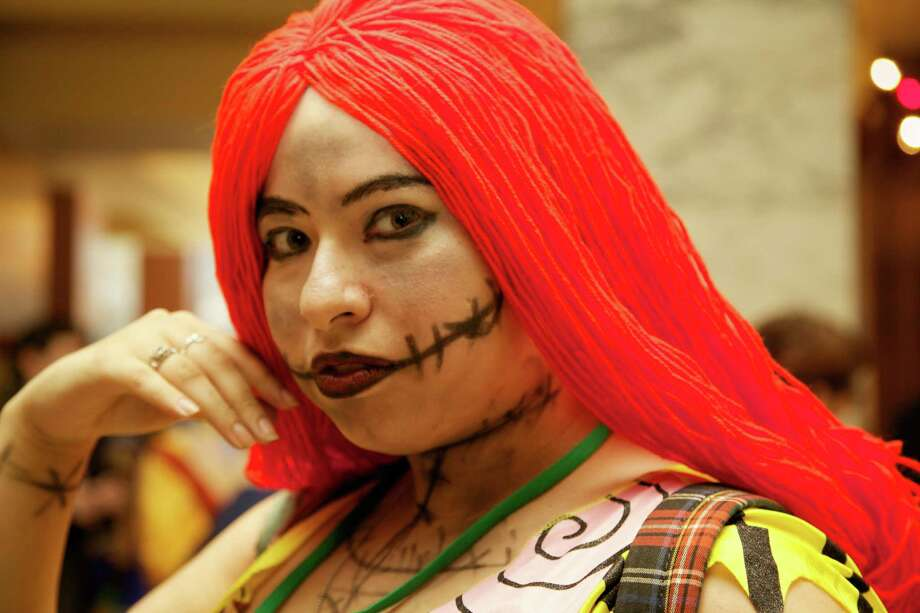 Cosplay fans sport their finest at San Japan: Sinister 6 at the Henry B. Gonzalez Convention Center on Saturday, Aug. 17, 2013. Photo: Xelina Flores-Chasnoff / For MySA.com