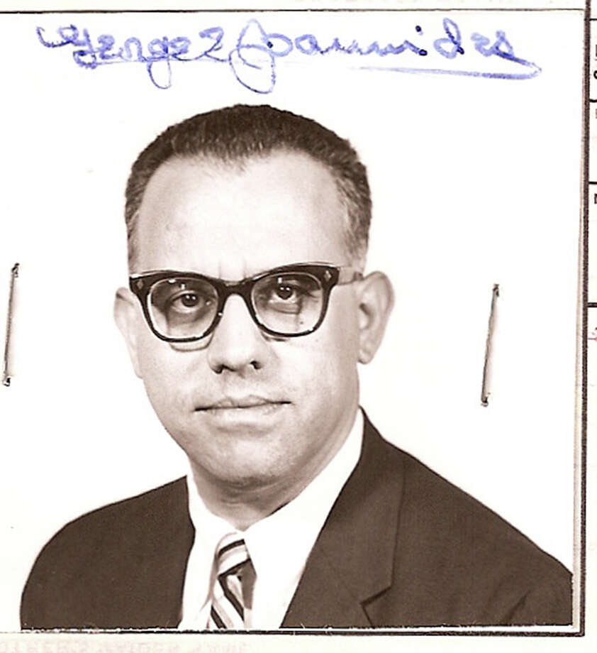 Hundreds of pages about deceased CIA agent George Joannides are still classified. Photo: HOPD / U.S. State Department via Jeffer