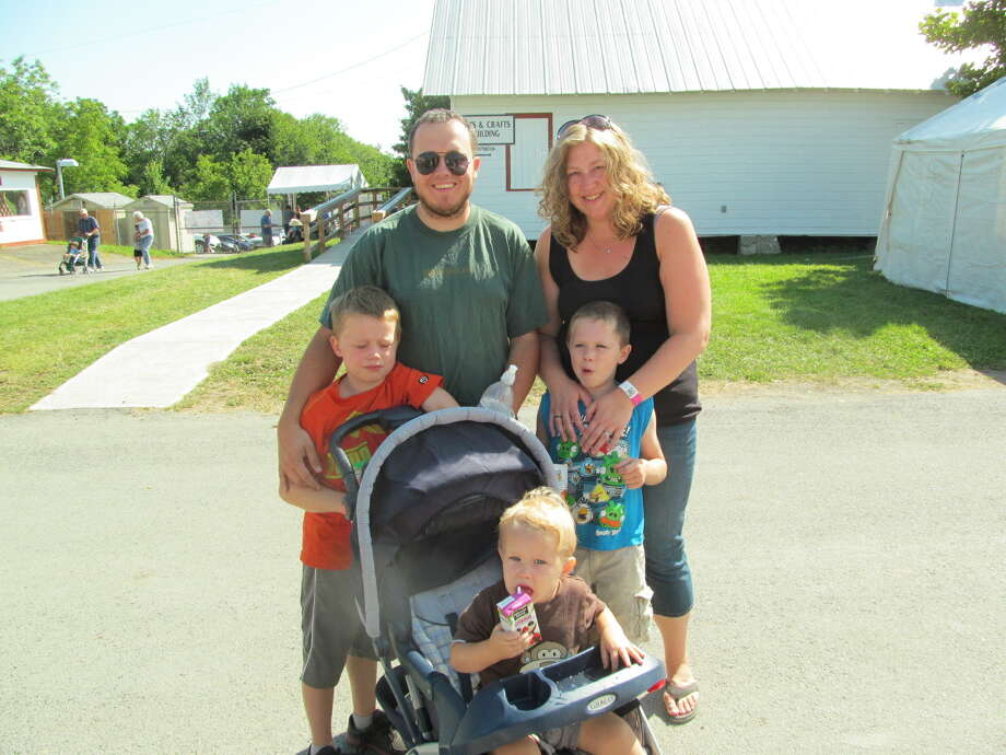 Were you Seen at the Altamont Fair on Saturday, August 17, 2013? Photo: Kristi Gustafson Barlette/Times Union