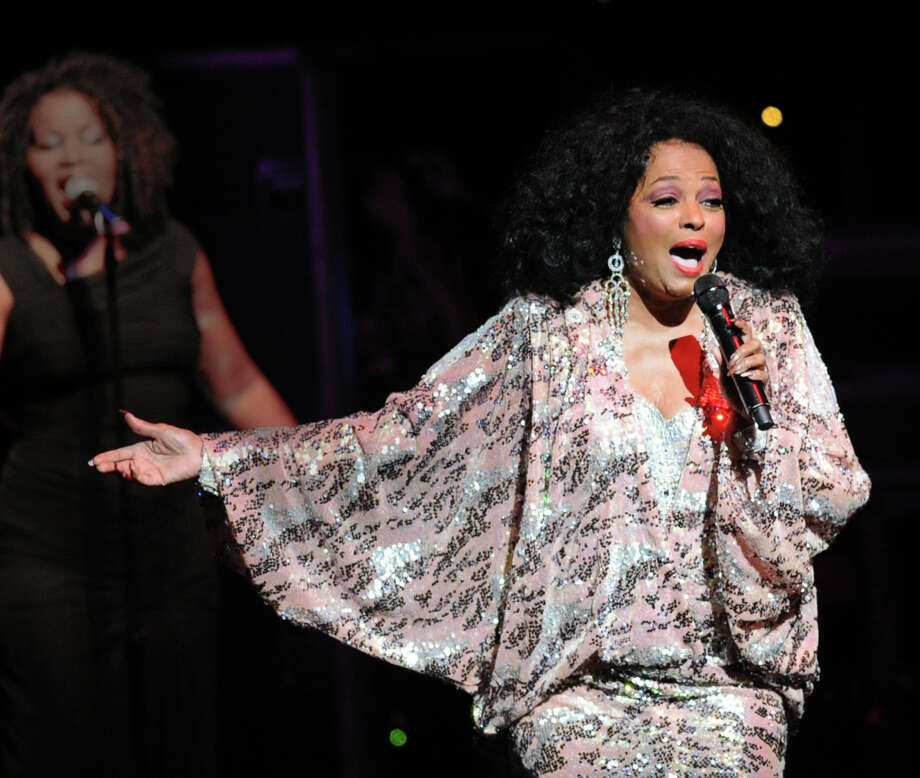 ...Diana Ross is your neighbor. Photo: Bob Luckey / Greenwich Time