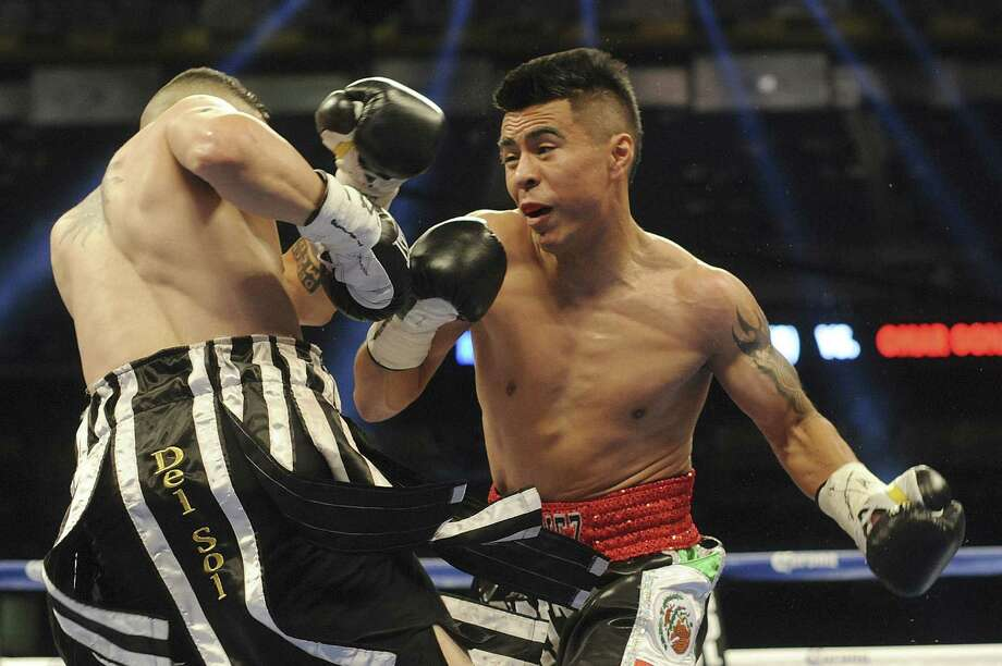 Boxing vs  MMA: Popularity contest goes old school - San Antonio