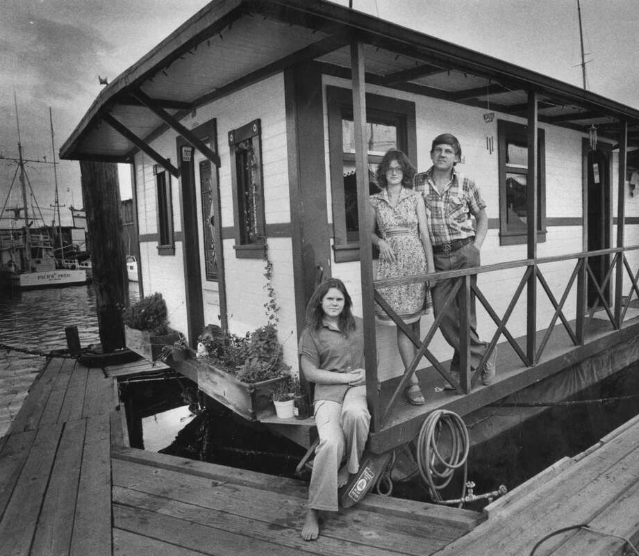 Lisa, Sandra and Herb at Richmond Yacht Harbor. September 5, 1978. Photo: Gary Fong, The Chronicle