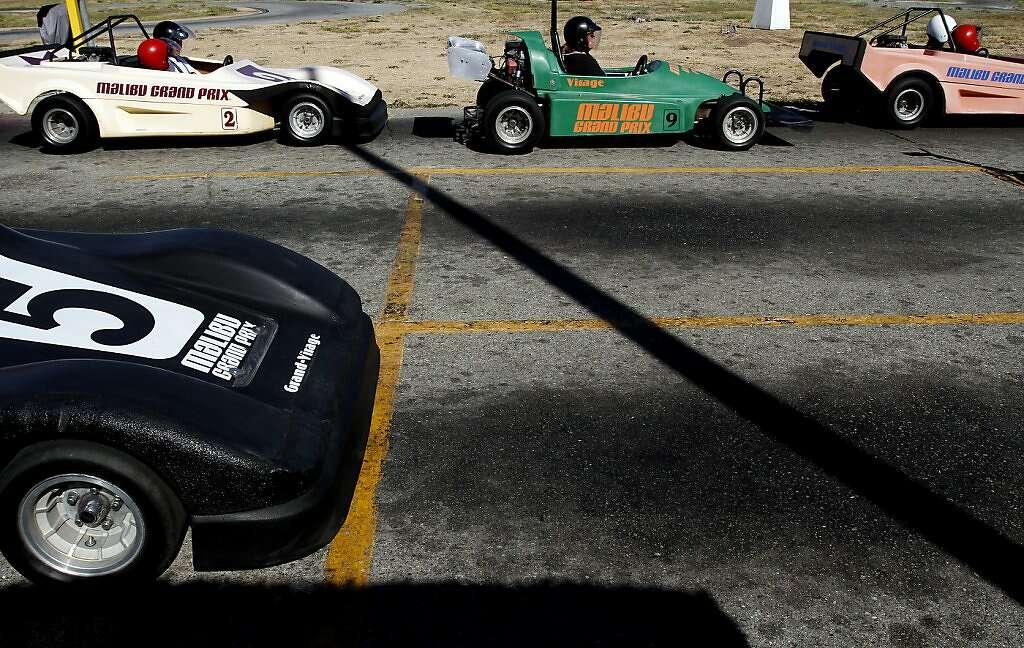 Redwood City\'s Malibu Grand Prix takes its final lap - SFGate