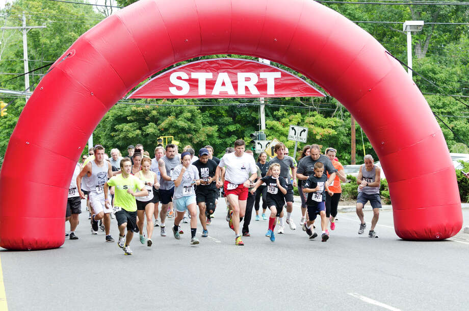 The 5th Annual Sunset Run For The Warriors comes back to Shelton on Sunday. Run For The Warriors® is a unique race dedicated to the men and women wounded in Iraq and Afghanistan, their families, and families of the fallen. Find out more.  Photo: Amy Mortensen / Connecticut Post Freelance