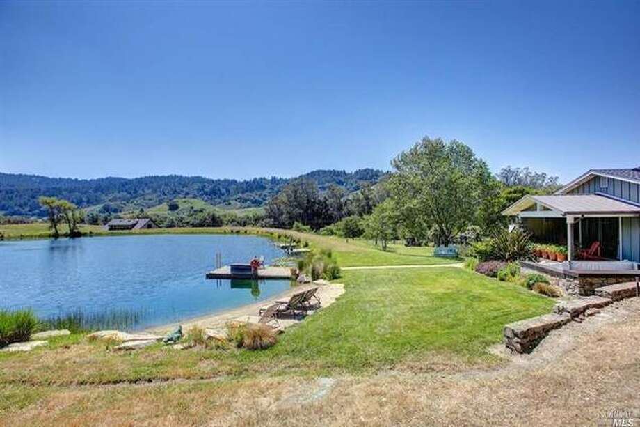Catch some sun, and some trout. BAREIS / Leading Edge Properties, Inc/Estately