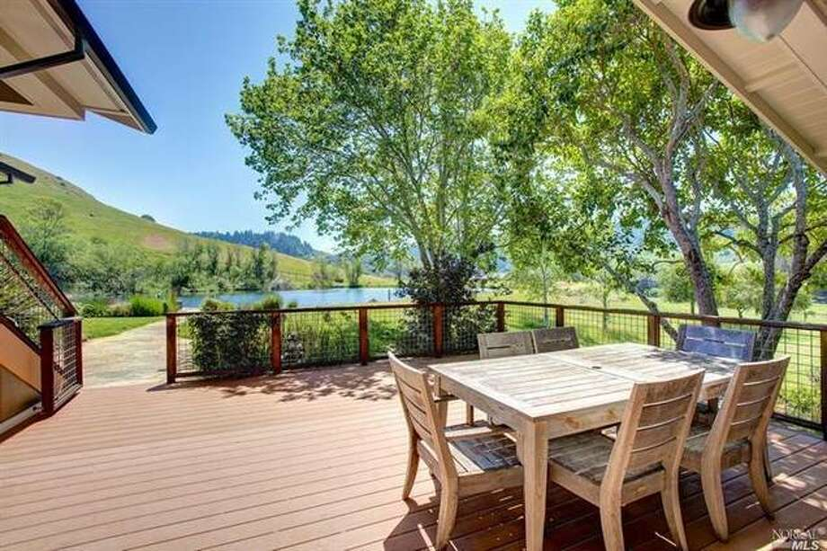 More deck for enjoying the property. BAREIS / Leading Edge Properties, Inc/Estately