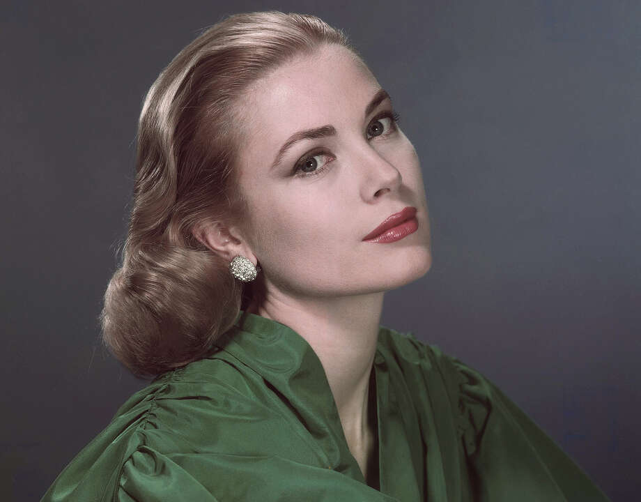 This undated file photo shows Grace Kelly. An exhibit on Kelly's upbringing, Hollywood career and storybook ascent to royalty opens Oct. 28, 2013 at the Michener Art Museum in suburban Doylestown, Pa., not far from where Kelly made her professional stage debut at the Bucks County Playhouse in 1949. (AP Photo) ORG XMIT: NY124 / AP