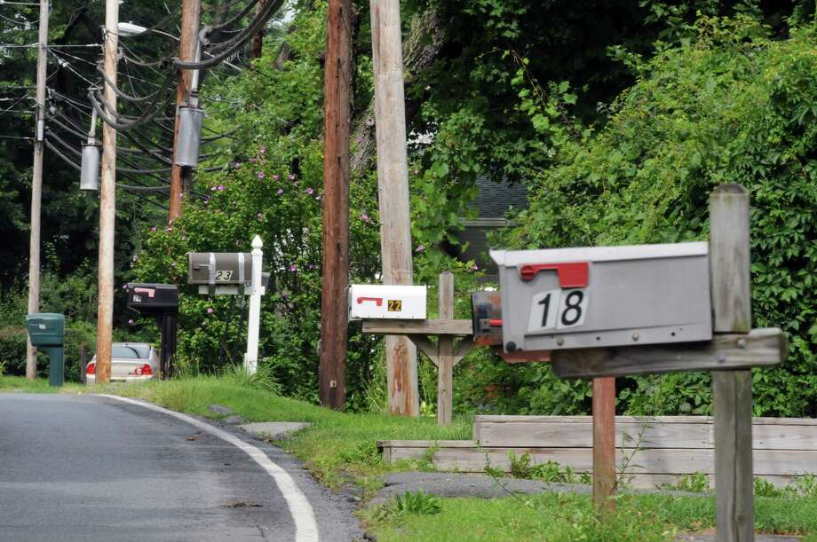 Mountainview Avenue on Tuesday Aug. 13, 2013 in Troy, N.Y. (Michael P. Farrell/Times Union) Photo: Michael P. Farrell / 00023499A