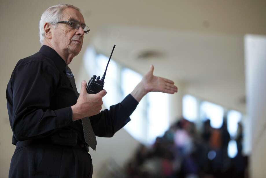Volunteer to usher at a symphony, ballet, or opera. Photo: Lance Iversen, The Chronicle