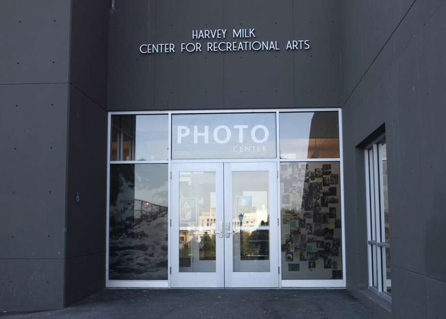 Take a photo walk via the Harvey Milk Photo Center in Duboce Park. Photo: Adam Lau, The Chronicle