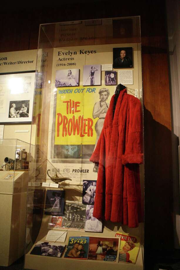 "A room dedicated to local celebrities and influential people in the Museum of the Gulf Coast holds the ashes of Evelyn Keyes, who's known mostly for her role as Suellen O'Hara in the 1939 classic ""Gone with the Wind."" Photo: Jose D. Enriquez III"