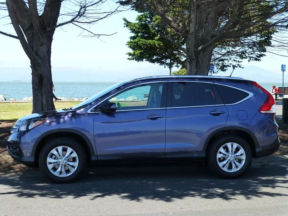 The CR-V does everything it's asked to do and defines the dictum that the whole is better than the individual parts. The fact that Honda doesn't make the car swoopy and jazzy is, in the end, irrelevant. The car does precisely what it sets out to do.