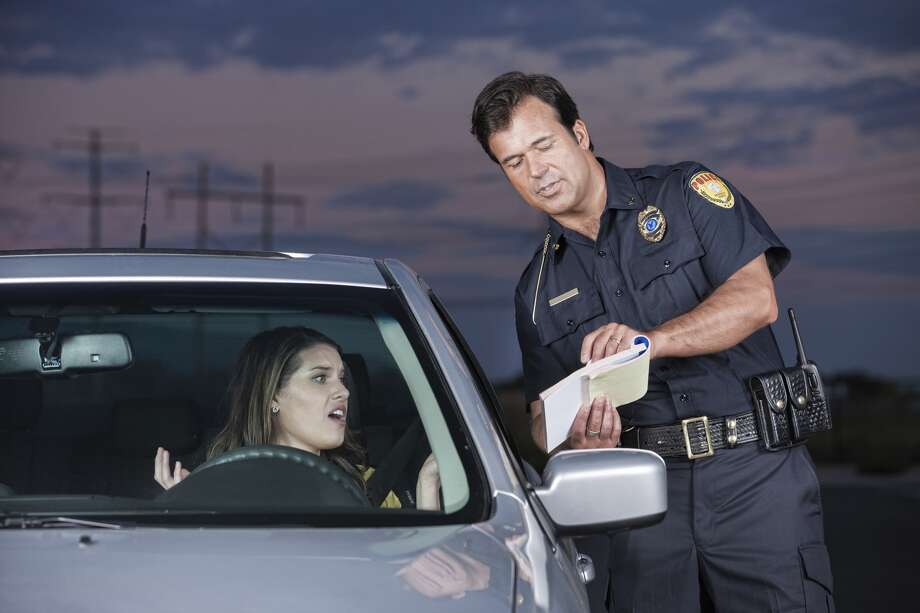 What Edmunds recommends: If you are pulled over, immediately head to a safe spot. You should turn off your radio and your car. You should also keep your hands on the steering wheel.Read more on Edmunds Photo: Jacom Stephens, Getty Images
