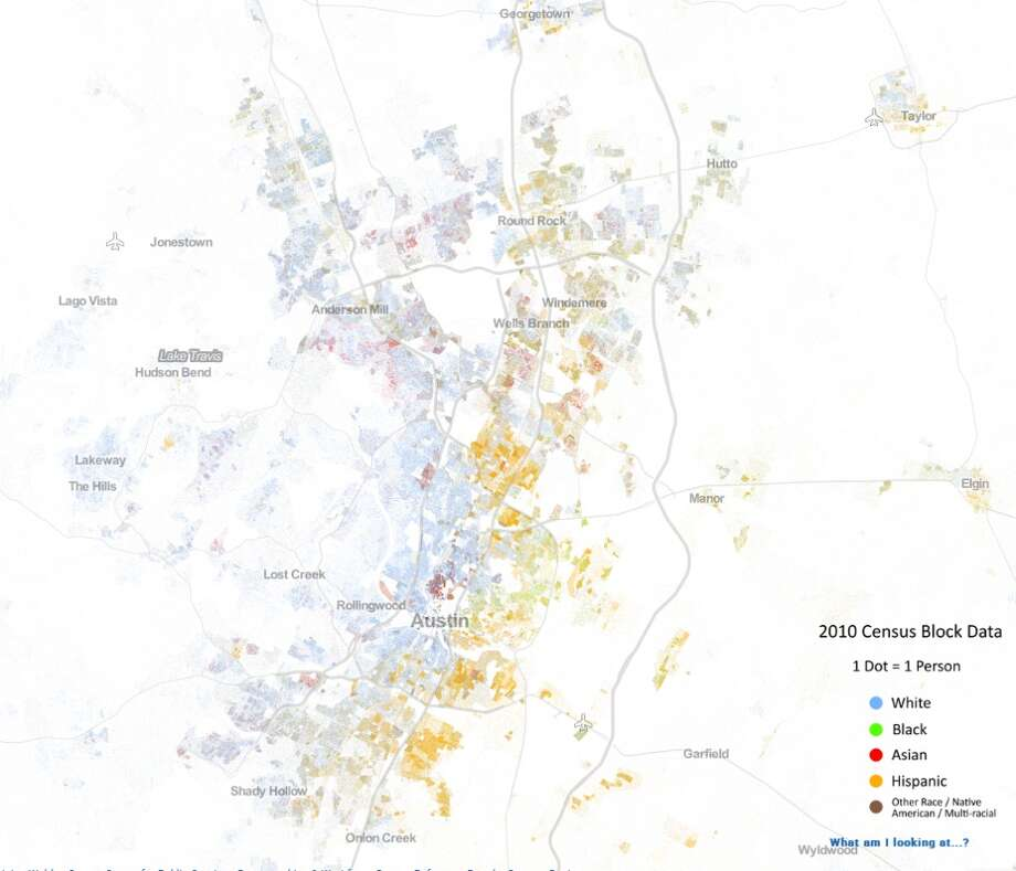 Austin upholds its reputation as diverse city. (Courtesy the University of Virginia)