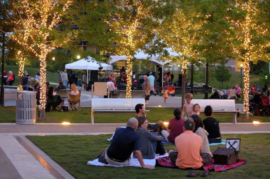 Rockit Bayou will perform Sept. 14 at Waterway Square. Photo: Provided By The Woodlands Convention And Visitors Bureau