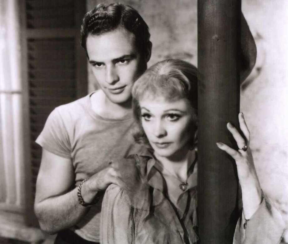 "A book club for theater fans - Script Talk! - will be launched at the Stratford Library on Sept. 10 with a discussion of the Tennessee Williams play ""A Streetcar Named Desire"" and a screening of the 1951 film version with Marlon Brando and Vivien Leigh. Photo: Contributed Photo"