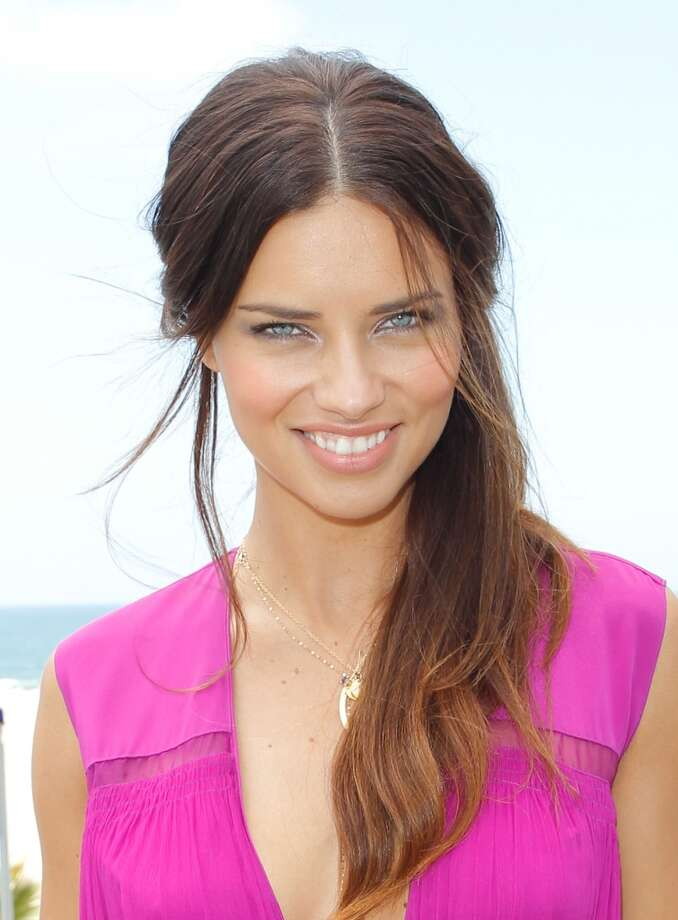 3: Victoria's Secret model Adriana Lima, $6 million Photo: Donato Sardella, WireImage