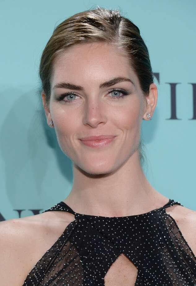 6: Estee Lauder model Hilary Rhoda, $4 million Photo: Dimitrios Kambouris, Getty Images For Tiffany & Co.