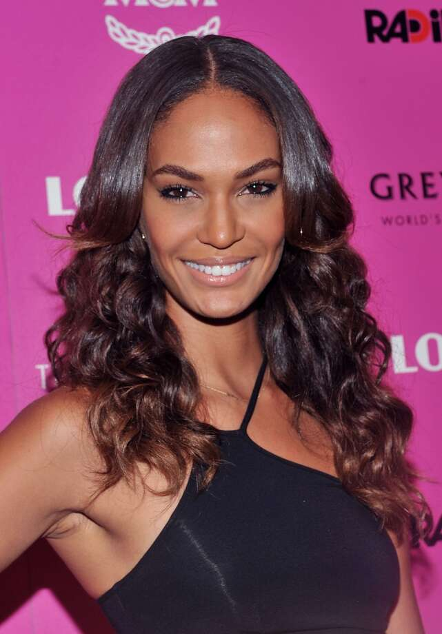 8: Joan Smalls, $3.5 million Photo: Henry S. Dziekan III, WireImage