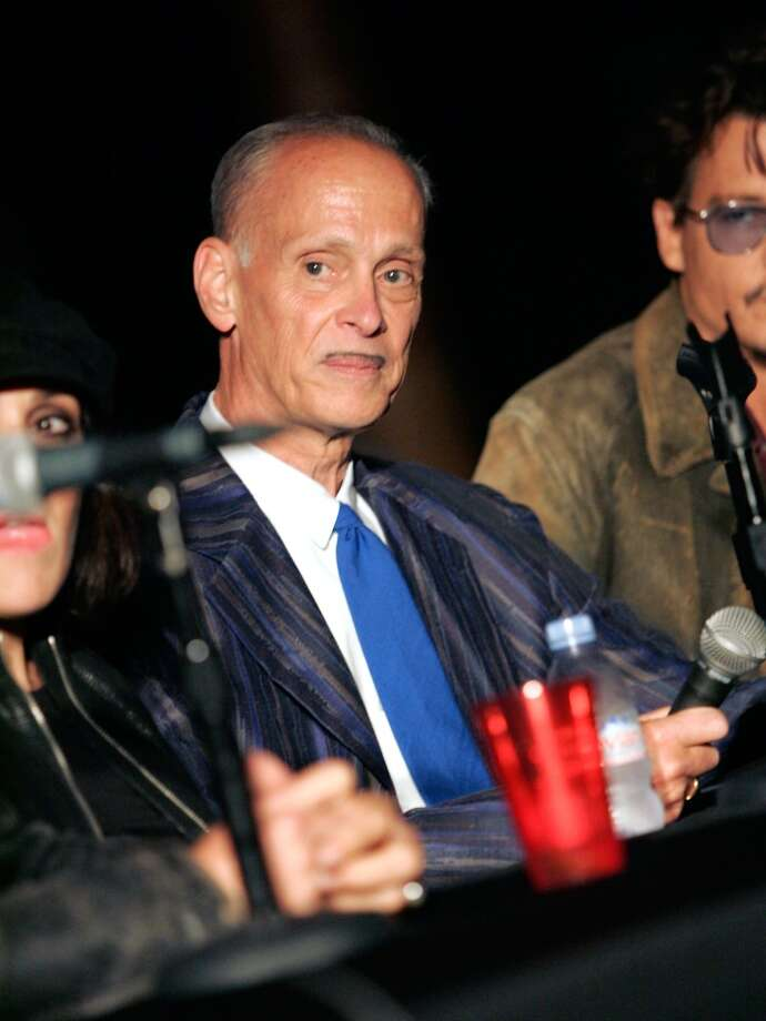 Director John Waters attends the question & answer session prior to the screening of Cry Baby at the 9th Annual Johnny Ramone Tribute at Hollywood Forever on August 18, 2013 in Hollywood, California.  (Photo by Sean tSabhasaigh/Getty Images) Photo: Sean TSabhasaigh, Getty Images