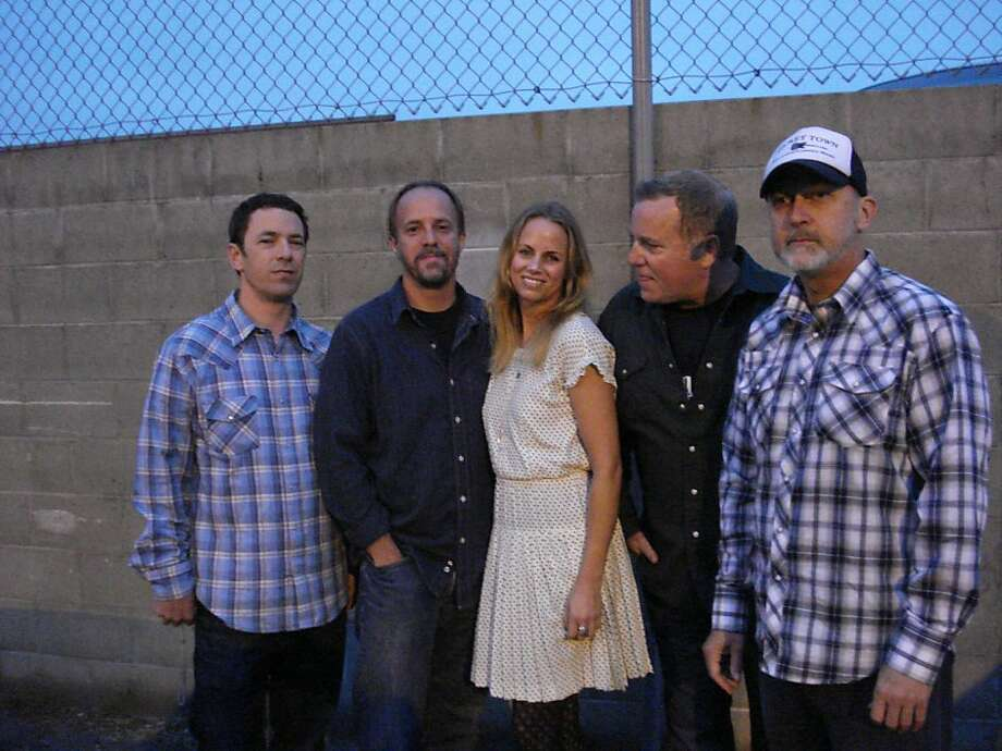 Secret Town - a five-member band with folk and country leanings - will perform Saturday night at Cafe Du Nord in San Francisco. Photo: Courtesy Secret Town