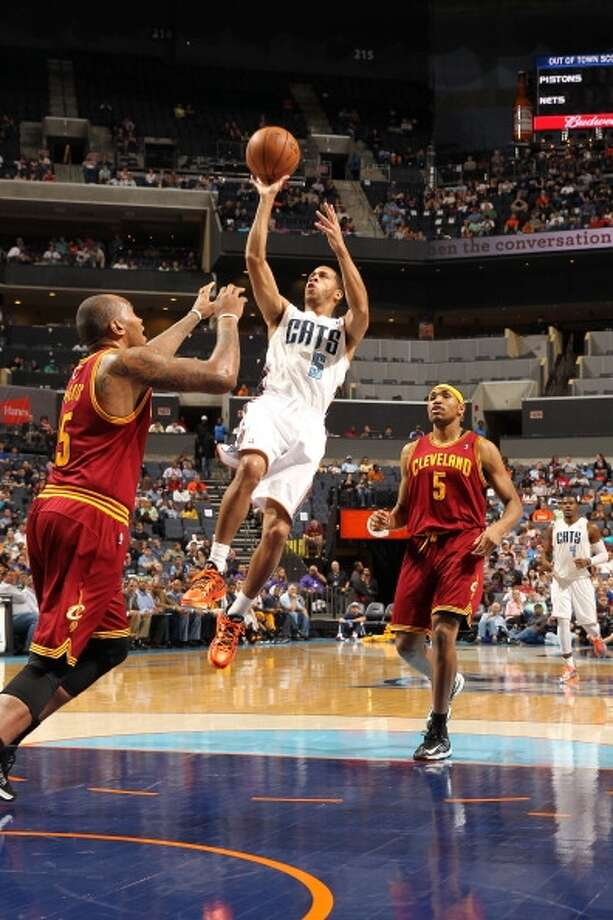 Jannero Pargo  Re-signed with Charlotte Bobcats Photo: Kent Smith, Getty Images