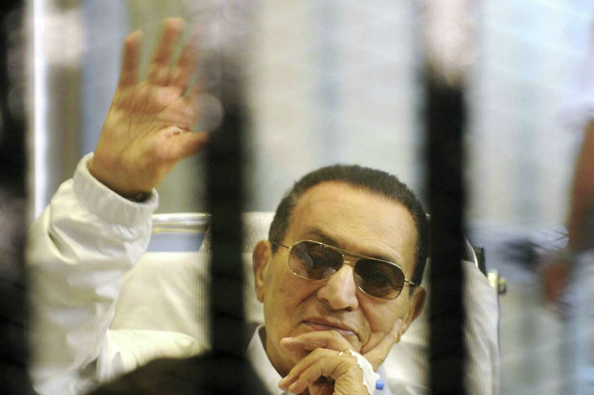 Hosni Mubarak has been in detention since April 2011, weeks after he was ousted in a revolution.